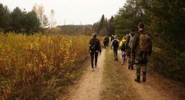 Žygis pėsčiomis į Švendubrę | Druskininkų vasara su M. K. Čiurlioniu