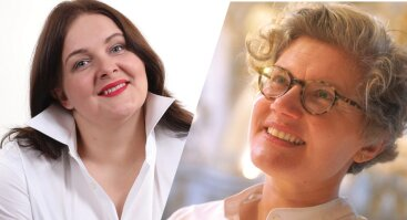 Kristina Kuzmickaitė ir Diana Tiškovaitė | Druskininkų vasara su M. K. Čiurlioniu