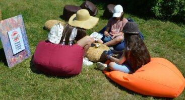Interaktyvi vasaros skaitykla / liepos 27-oji