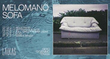 Melomano Sofa: Ma Banga