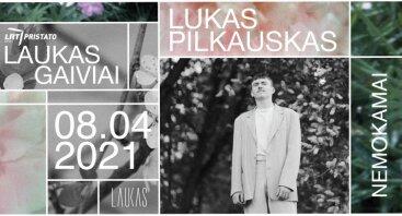 Laukas Gaiviai: Lukas Pilkauskas