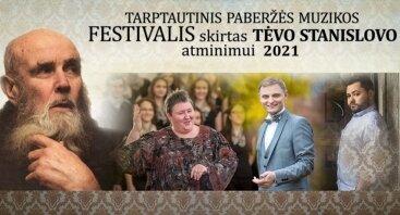 Paberžės festivalis/ L. Mikalauskas, R. Karpis, D. Beinarytė ir jaunimo orkestras
