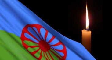 Romų genocido atminimo dienos minėjimas
