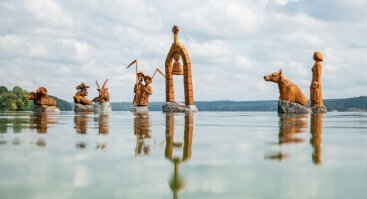 Pėdos marių dugne pristato: Lietuviškoji Atlantida-likimo suvesti