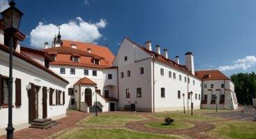 """Ekskursija """"Šv. Mykolo vienuolynas ir Vilniaus katedros lobynas"""""""