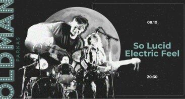 I Love Palanga pristato: So Lucid Electric Feel (LV)