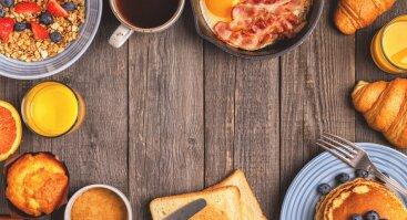 Vėlyvieji pusryčiai SPA VILNIUS restorane