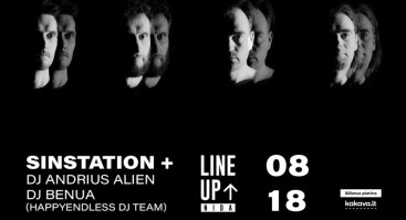 SINSTATION NIDA | DJ ANDRIUS ALIEN | DJ BENUA