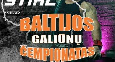 Baltijos galiūnų čempionatas
