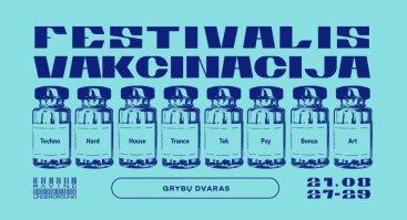 Festivalis: VAKCINACIJA - 2021