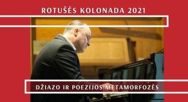 Džiazo ir poezijos metamorfozės NUO A. MICKEVIČIAUS IKI V. MAČERNIO