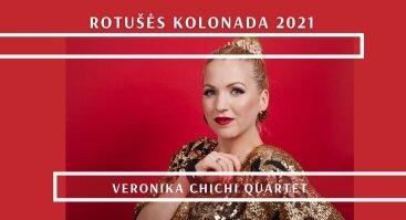 VERONIKA CHICHI QUARTET koncertas