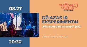 AMBER WIND 2021: Nils Berg Cinemascope (SE)