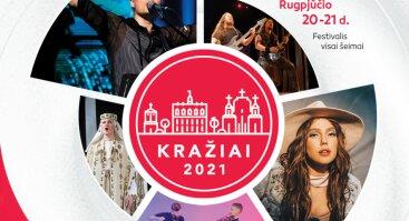 Kražių festivalis 2021