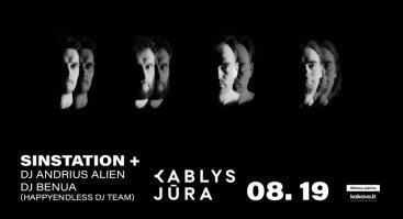 SINSTATION PALANGA | DJ ANDRIUS ALIEN | DJ BENUA