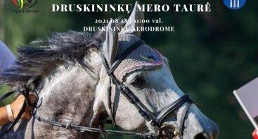 Konkūrų jojimo varžybos   Druskininkų mero taurė