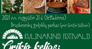 Kulinarinis festivalis GRIKIO KELIAS: vakar ir šiandien