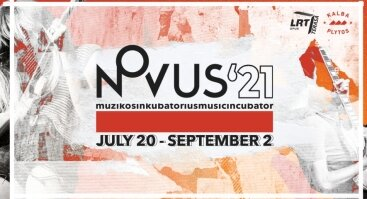 Muzikos inkubatorius Novus'21