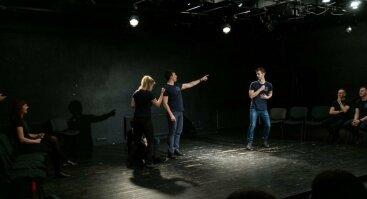 Teatrinės improvizacijos 1-as kursas