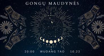 Transcendentinė Garso Kelionė - Gongų Maudynės