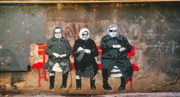 Menas Kauno gatvėse