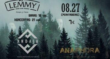 Andaja // Anaphora