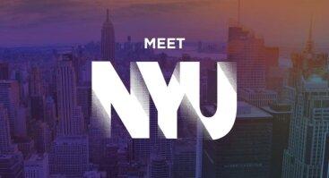 Susitikimas su New York University (NYU)