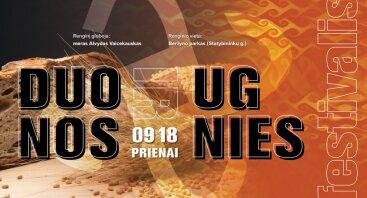Duonos ir ugnies festivalis 2021 09 18 Prienuose