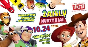 Žaislų nuotykiai | Kaunas