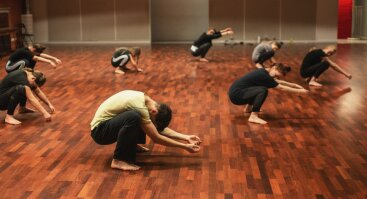 """Kūrybinės šokio dirbtuvės bendruomenei """"Tools"""""""