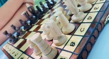 Šachmatų mėgėjų susitikimas