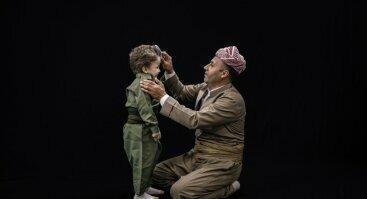 """KAUNAS PHOTO 2021 paroda: Younes Mohammad (Irakas) """"Atviros žaizdos"""""""