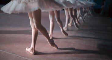 Sekmadieninės Baleto pamokos merginoms ir moterims