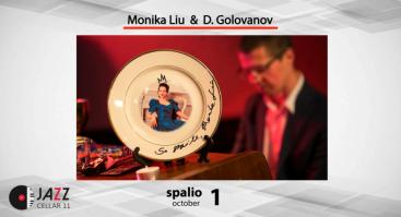 Monika Liu & D. Golovanov