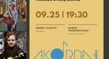 Vilniaus Gitarų duetas