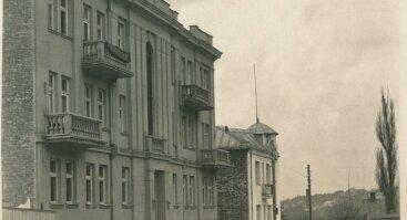 Ekskursija - tarpukario architektūra: inž. Jonas Salenekas