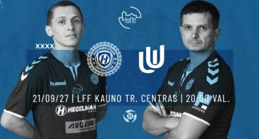 LFF II lyga 5 turas | FC Hegelmann Litauen B x FK Utenis