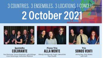 Young Digital Classic - koncertas gyvai ir online