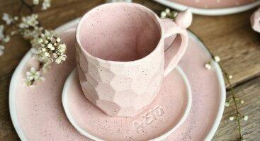 Keramikos studija, ryto užsiėmimai