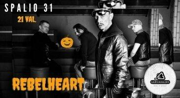 RebelHeart. Halloween party!