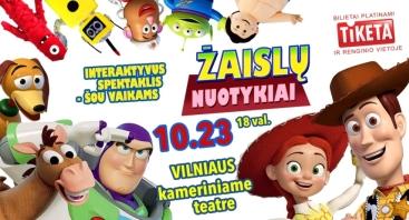Žaislų nuotykiai | Vilnius
