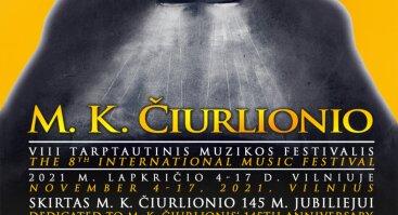 VIII tarptautinis M. K. Čiurlionio muzikos festivalis