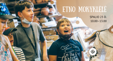 ETNO mokyklėlė