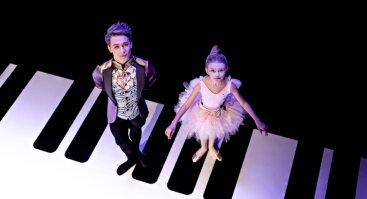 """Baletas vaikams """"Coliukė ir Mocartas"""""""