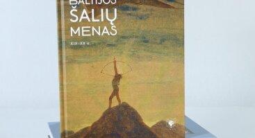 """Knygos """"Baltijos šalių menas XIX–XX a."""" pristatymas"""