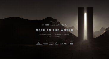 Open to the World '21 Xmas Live: Voces8 & Choras Bel Canto