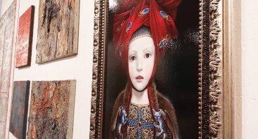 Vaikų meno degustacija