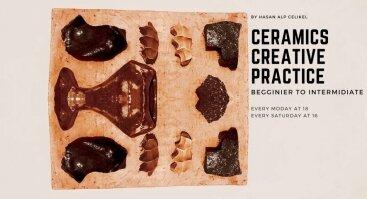 Ceramics Creative Practice
