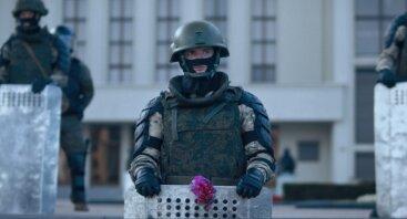 """Kino teatras Arlekinas - """"Drąsa"""" Nepatogus kinas 2021"""