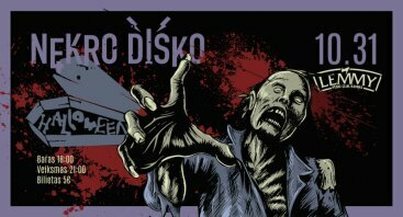 Nekro Disko Halloween